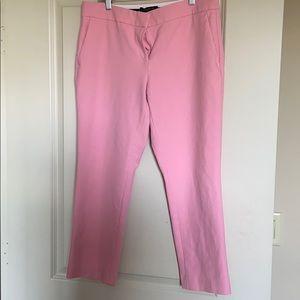Light pink Capri pants